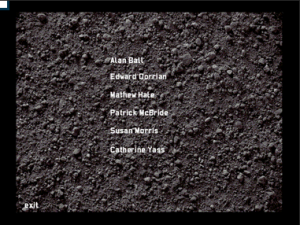 Soil and artists names